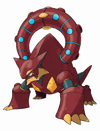 eb games to give away first fire water type pokemon volcanion