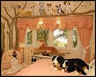 theme room ideas bugs critters theme bedroom ideas cats and dogs bedroom decorating