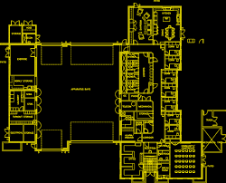 Fire Department Floor Plans Westnet Inc Fire Station Alerting Systems Station Floor Plan