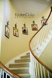 Stairs Wall Decoration at Home and Interior Design Ideas