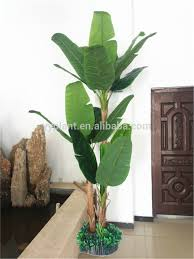 artificial ficus lyrata tree potted plants artificial banana tree