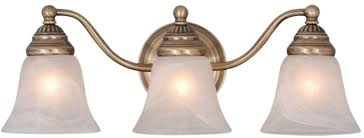 3 Fixture Bathroom Bathroom Light Fixtures Brass The Welcome House