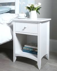 Tall Boy Table Side Table Edward Hopper White Bedside Table More Tall Slim