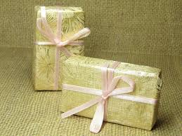 wrapped gift box miniature presents wrapped gift box dollhouse package christmas
