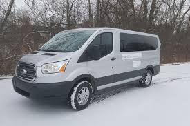 2011 Ford Transit Van Electric Ford Transit Van Conversion Shown By Inventev At Detroit
