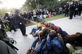John Pike Meme - uc davis pepper spray officer awarded 38 000 sfgate