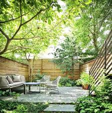 Townhouse Garden Ideas Townhouse Backyard Privacy Ideas Traditional Small Townhouse