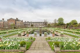 what is kensington palace princess diana memorial garden opens at kensington palace people com