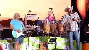 Jimmy Buffett Home Decor by Fans Lose It When Alan Jackson Steps On Stage For Surprise Duet