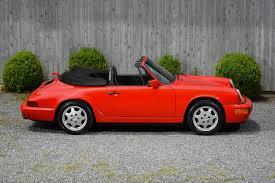 1990 porsche 911 convertible 1990 porsche 911 carrera stock 14 for sale near valley stream ny