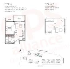 Watermark Floor Plan Private Condominium Property Blog By Robin Wam
