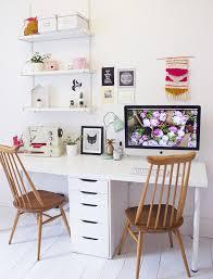 aménager un bureau chez soi lili in