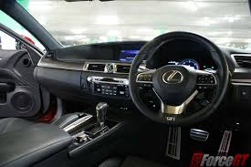 toyota lexus sedan 2016 lexus gs 200t review forcegt sedan japanese toyota interior