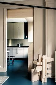 Architecte Petite Surface A Stylish Apartment In Paris By Uda Architetti
