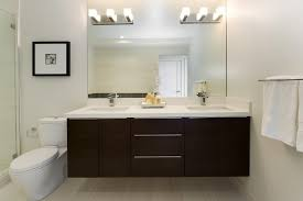 Floating Bathroom Vanities Elegant Bathroom Vanity Cabinets Made Of Wood Designoursign