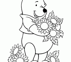 pooh bear coloring pages best coloring pages adresebitkisel com