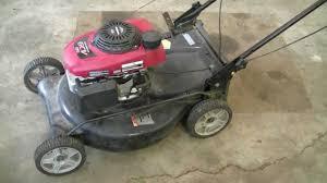 craftsman lawnmower drive belt u0026 blade adapter repair youtube