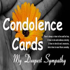 sympathy ecards condolence e cards maker customize and send condolence cards with