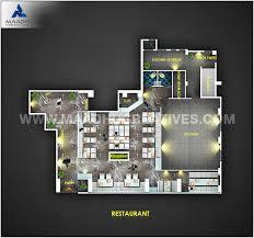 Commercial Office Floor Plans 3d Floor Plan Design Interactive 3d Floor Plan Maadhu Creatives