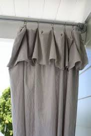 How To Install Curtain Tie Backs Canvas Drop Cloth Curtains For Screen Porch Block Out Afternoon