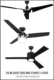 home depot lowes black friday ceiling fan black ceiling fan no light hugger 52 in black