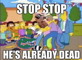 Florida Gator Memes - post game thread michigan defeats florida 41 7 cfb