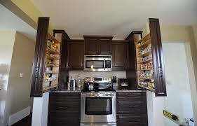Narrow Pull Out Spice Rack Kitchen Upper Kitchen Cabinets Rta Collection Upper Kitchen