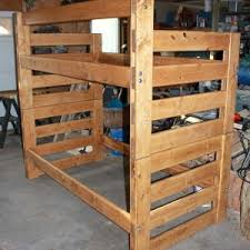 Do It Yourself Bunk Bed Plans Bunk Bed Plans White Surripui Net
