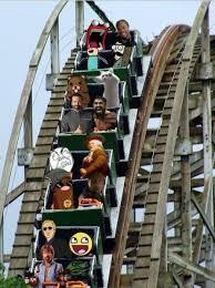 Roller Coaster Meme - meme roller coaster