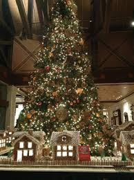 huge christmas tree picture of loews royal pacific resort at