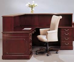 L Shaped Reception Desk L Shaped Reception Desk With Drawers Jsi Furniture