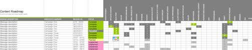 Editorial Calendar Template Excel Free Editorial Calendar Caign Planning Documents Top Nonprofits
