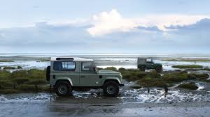 new land rover defender concept celebrate defender land rover