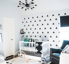 the millennial mama ashton monochrome nursery paint color behr ulta