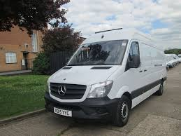 2015 mercedes benz sprinter 313 cdi lwb 13 950