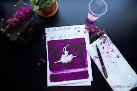 color change for black swan in australian roses goulet pens blog