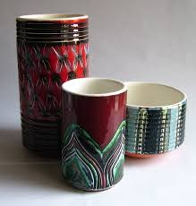 Vases And Bowls Poole Pottery Delphis And Studio Vases And Bowls Gallery