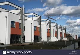 Einfamilienhaus Reihenhaus Row Detached Houses Stockfotos U0026 Row Detached Houses Bilder Alamy