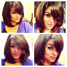 blunt cut bob hairstyle photos 17 best indian blunt cut hairstyles images on pinterest blunt