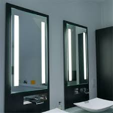 Hotel Bathroom Mirrors by China Us Hotel Lighted Backlit Ho T5 Fluorescent Bathroom Mirror