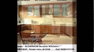 aluminium kitchen cabinet thrissur contact 9400490326 youtube
