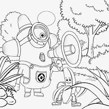 minion coloring pages turkey coloring