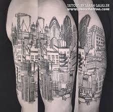 tattoo pictures of new york snow tattoo tattoos by sarah gaugler