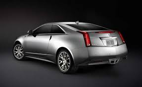 cadillac cts sport coupe aggressive sport coupes 2011 cadillac cts coupe isn t your