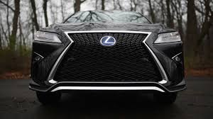 lexus hybrid suv issues 2016 lexus rx 450h review curbed with craig cole autoguide com news