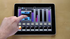 Luminair For Ipad Multi Touch Dmx Lighting Control A Quick