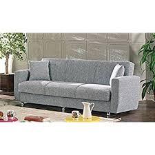 ace trading sofa mattress warehouse amazon com dhp sienna sofa sleeper gray kitchen u0026 dining