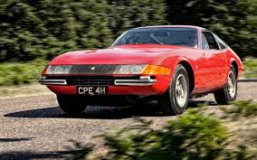 ferrari classic the ferrari daytona a disappointment we u0027ll have no truck with that