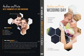 Wedding Magazine Template 6 In 1 Wedding Dvd Cover U0026 Disc Label Bundle By Rapidgraf