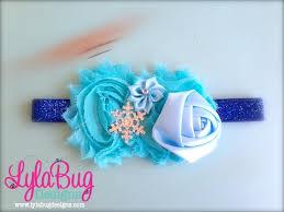 frozen headband sale lylabug designs